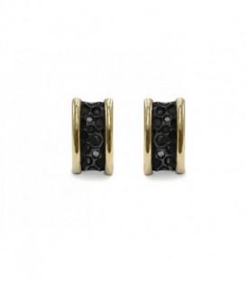 LAVA GOLD & DIAMONDS EARRINGS