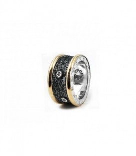METAMORPHOSIS SPINNING DIAMONDS RING