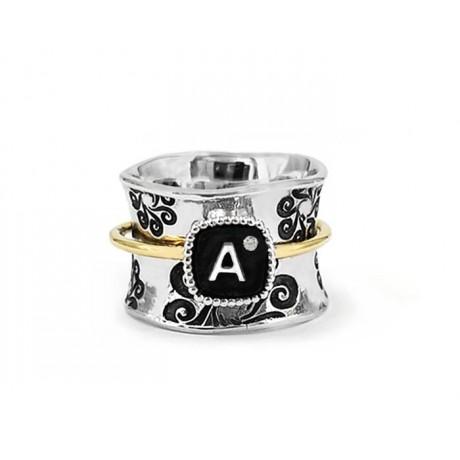 """ANILLO ALPHABET """"A"""""""