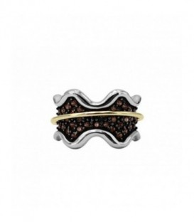 ALLEGRIA GOLD COLOR RING
