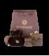 ALLEGRIA GOLD & SEMI-PRECIOUS STONES RING