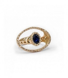 SOUL TWO HEADS RING