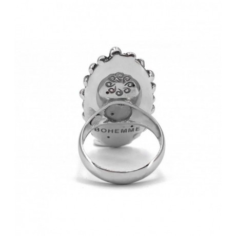 SOUL COLOR COCKTAIL DOUBLE FACED RING